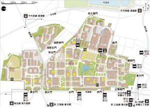 拡大版:本郷キャンパスマップ_日
